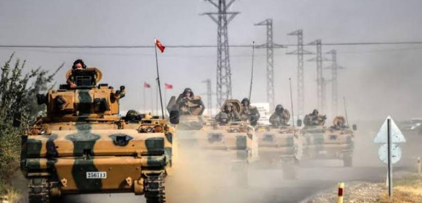 القوات التركية تقصف بلدتي عين عيسى وتل أبيض بريف الرقة
