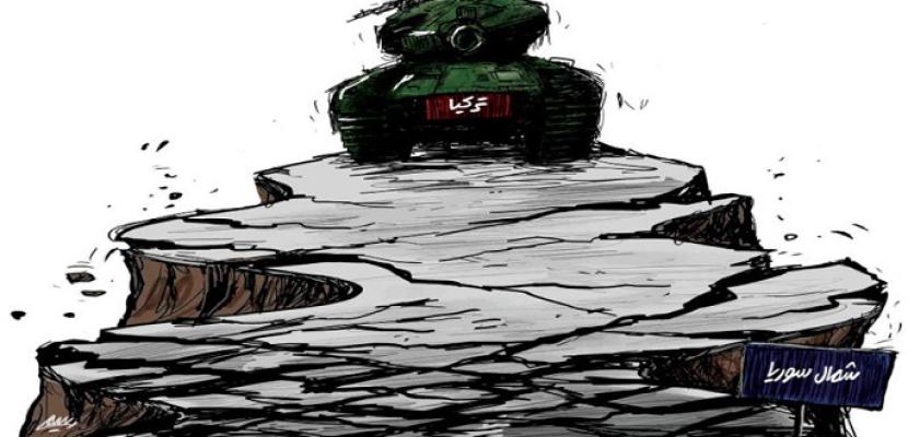 الهجوم التركي المرتقب على شمال سوريا