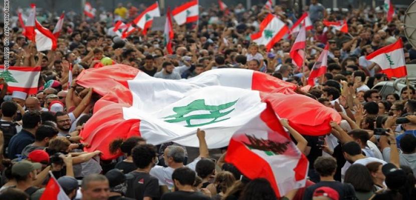 تواصل الاحتجاجات في لبنان لليوم الـ 23 بمشاركة طلاب المدارس والجامعات