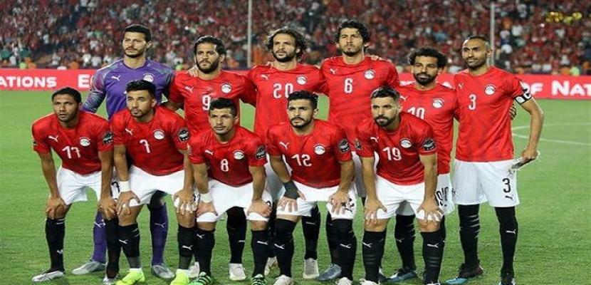 منتخب مصر يواجه ليبيريا وديا مساء اليوم