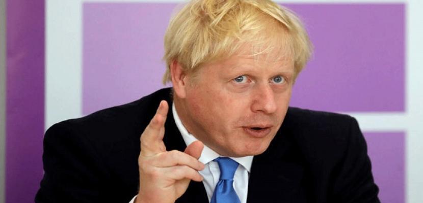 المتحدث باسم جونسون: بريطانيا مستعدة للعمل صوب اتفاق بديل مع إيران