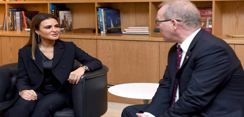 بالصور.. مصر وسويسرا تتفقان على زيادة العلاقات التنموية والاستثمارية بين البلدين