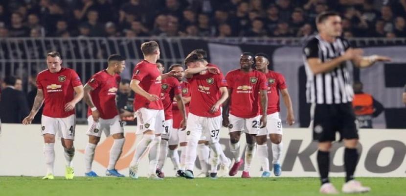 مانشستر يونايتد يحل ضيفا ثقيلا على غرناطة فى الدوري الأوروبي الليلة