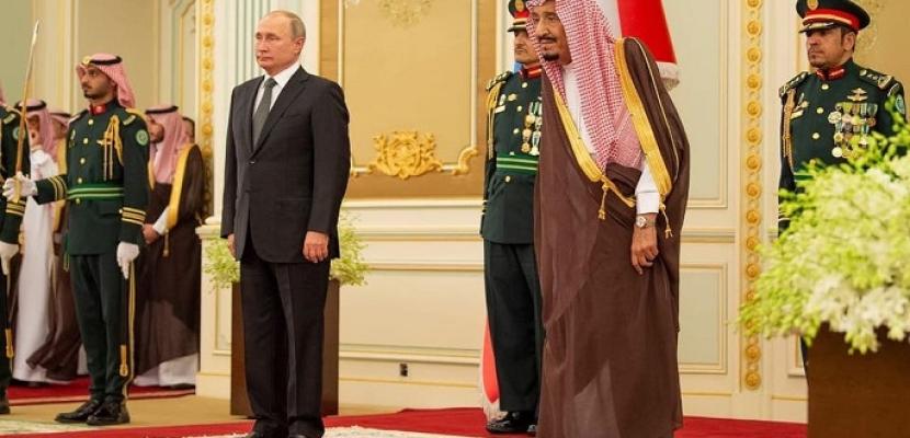 اليوم السعودية : الرياض وموسكو.. وتعاونهما المثمر