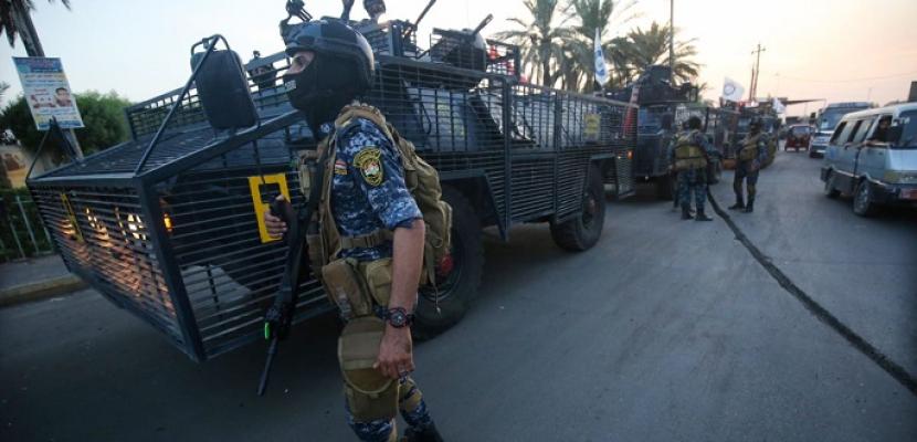 الشرطة العراقية تصد هجوما لداعش على قاطع حقول علاس النفطي بصلاح الدين