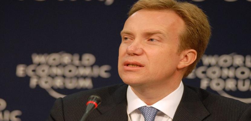 رئيس منتدى دافوس: مصر من أسرع الاقتصادات نموا في العالم