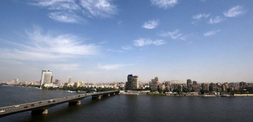 الأرصاد: طقس اليوم مائل للحرارة.. والعظمى بالقاهرة 35