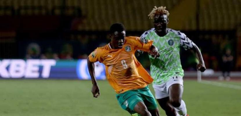 كوت ديفوار تفوز على نيجيريا بهدف نظيف في كأس أمم إفريقيا تحت 23 عاما