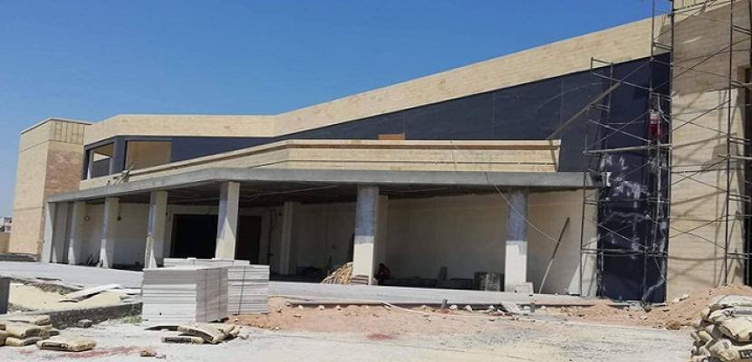 الآثار: افتتاح متحف الغردقة نهاية ديسمبر القادم