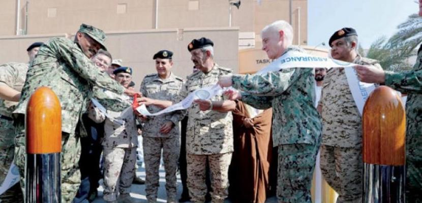 الشرق الأوسط :  التحالف الدولي يبدأ حماية الملاحة البحرية في الخليج العربي
