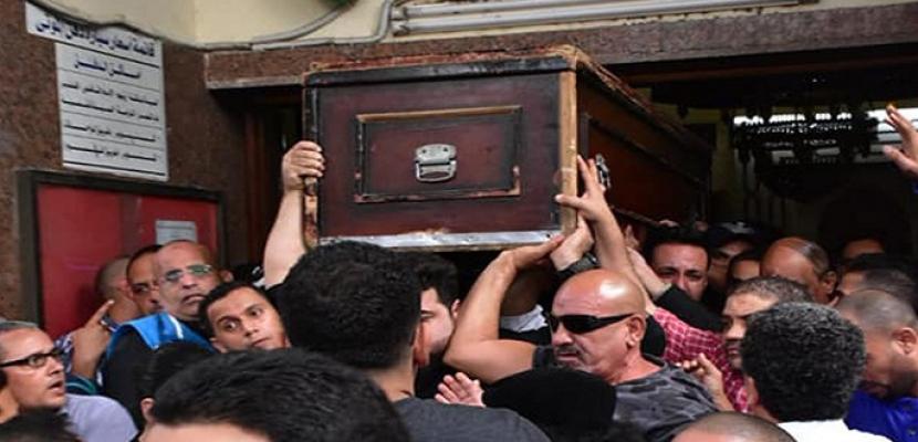 أسرة الفنان هيثم أحمد زكي تقيم سرادق عزاء بالزقازيق اليوم