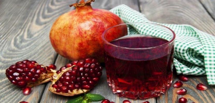 فوائد عصير الرمان مذهلة في الوقاية من السرطان
