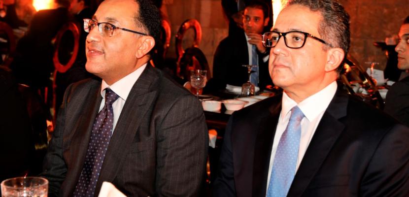 بالصور.. رئيس الوزراء يشهد حفل ختام مؤتمر علماء المصريات بقلعة صلاح الدين الأيوبي