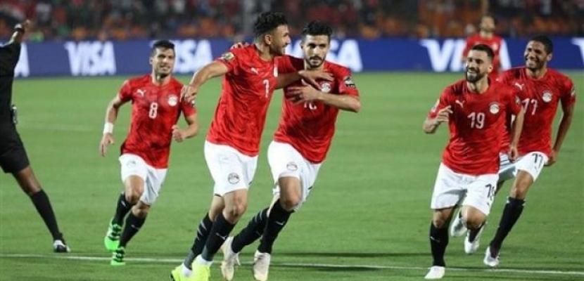منتخب مصر يفوز على ليبيريا بهدف نظيف وديا