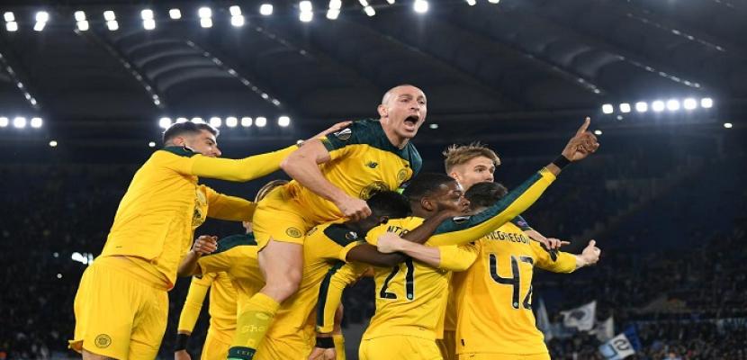 يونايتد وسيلتيك وأشبيلية يتأهلون لدور 32 في الدوري الأوروبي