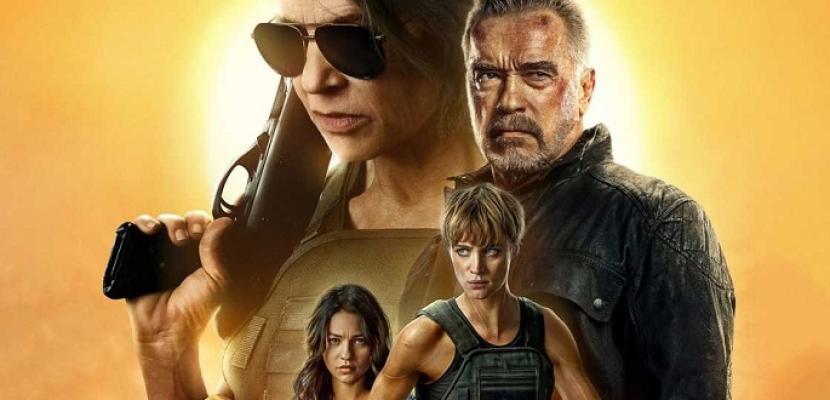 Terminator : Dark Fate يتصدر إيرادات السينما الأمريكية رغم مؤشرات على عدم تغطية تكاليفه