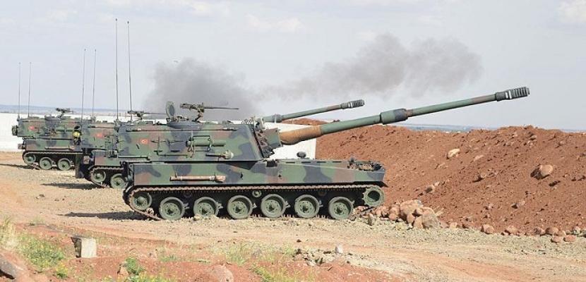 مقتل 5 مدنيين سوريين وإصابة 6 آخرين جراء قصف من مناطق سيطرة القوات التركية
