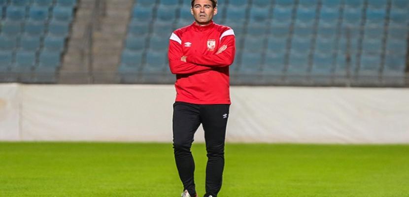 كأس مصر.. فايلر يعلن قائمة الأهلي لمباراة بني سويف بدور الـ32