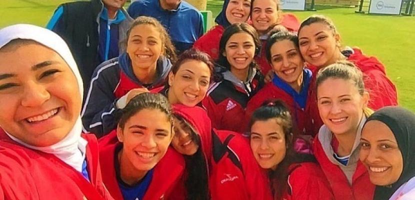 منتخب مصر أنسات يفوز بذهبية سباق 26 كم ضد الساعة في البطولة العربية للدراجات