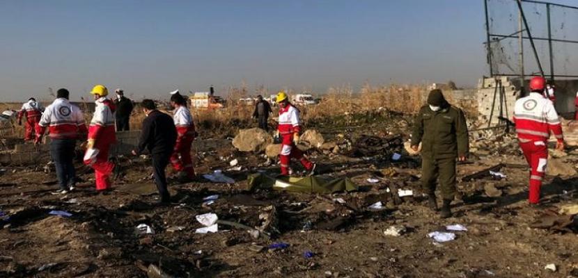 السلطات القضائية فى إيران تعتقل أفراداً لهم علاقة بإسقاط الطائرة الأوكرانية