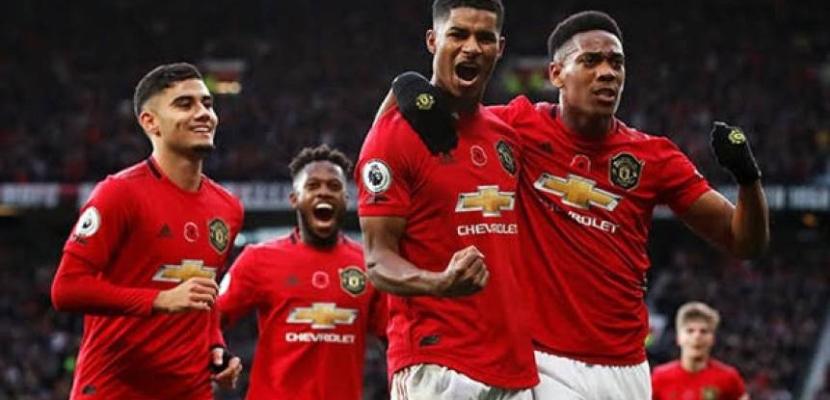 مانشستر يونايتد يخطط للقفز إلى المركز الرابع أمام بورنموث