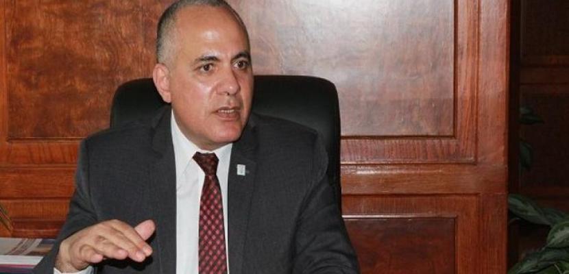 وزير الرى يوجه برفع حالة الطوارئ لاستقبال موسم الأمطار والسيول