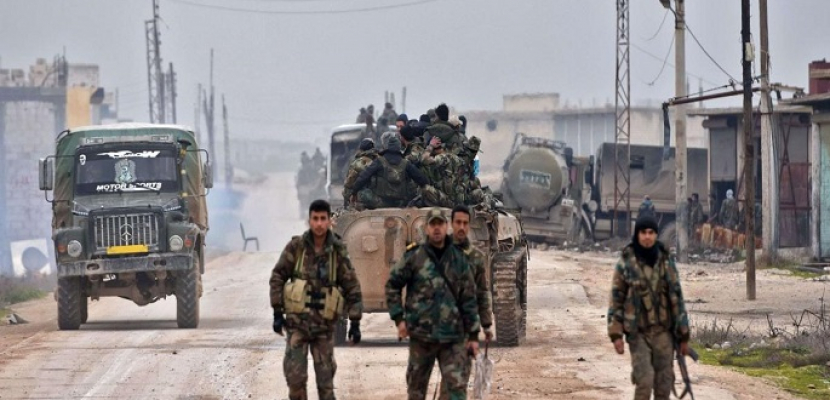 قوات سوريا الديمقراطية تطالب الجيش السوري بتعزيز تواجده على خطوط التماس مع الجيش التركي