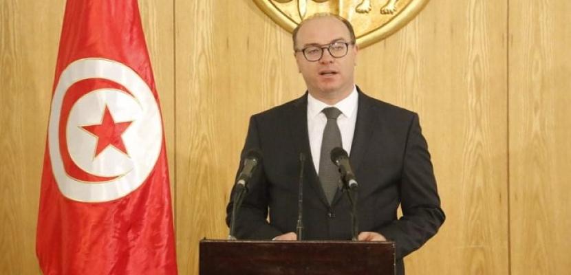 رئيس الوزراء التونسي يعلن تشكيلة حكومته الجديدة اليوم