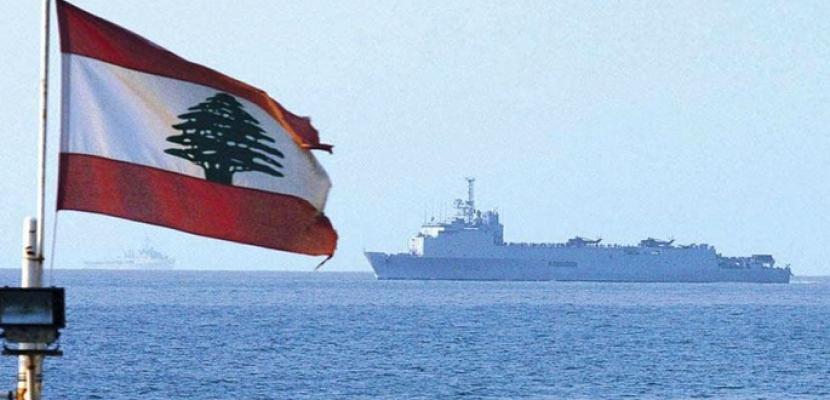 الحكومة اللبنانية توافق على مقترح تعديل الحدود البحرية الجنوبية مع إسرائيل