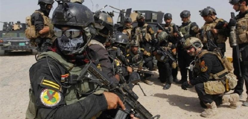 الأمن العراقي يلقي القبض على إرهابي ويدمر نفقًا لداعش في جبال بادوش
