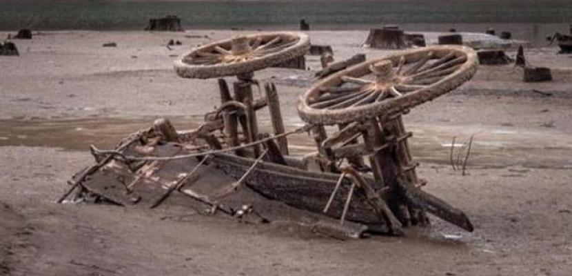 """""""عربة الأشباح"""" حيرت الأمريكيين 70 عاما.. ثم ظهرت بأغرب مكان"""