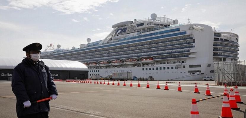 وول ستريت جورنال : واشنطن تعتزم إجلاء مواطنيها من سفينة كورونا