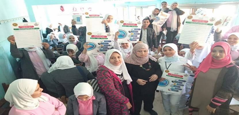 """بالصور.. وزيرة الصحة: مبادرة """"الحد من انتشار العدوى"""" قدمت التوعية لـ 19 ألفًا و814 صالون تجميل وناد صحي"""
