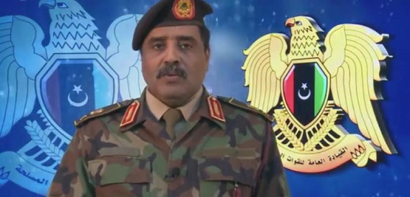 """المسماري لـ""""الشرق الأوسط"""": ندرس وقف القتال في طرابلس ونرفض تدفق المرتزقة"""