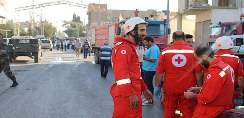إصابة شخصين في طرابلس اللبنانية بعد انفجار قنبلة في مبنى سكني