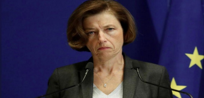 وزيرة الدفاع: فرنسا تقف مع اليونان لمواجهة التوتر في بحر إيجة
