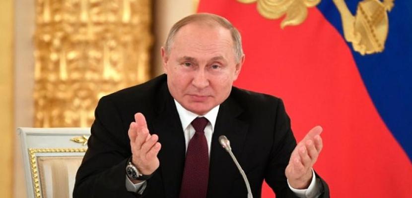 الرئيس الروسي يعلن تأجيل التصويت على التعديلات الدستورية بسبب كورونا