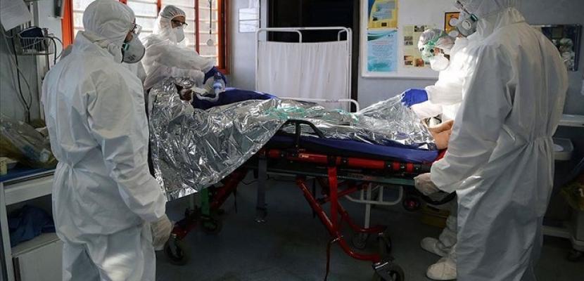 مصدر مسئول: وفيات كورونا في تركيا تقفز إلى 75 مع تسجيل 1196 إصابة جديدة