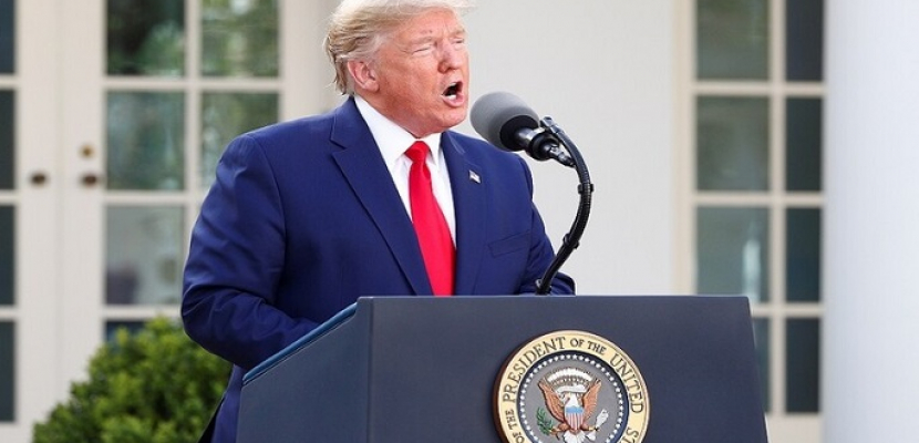 ترامب يعلن أنه سيصنف جماعة أنتيفا كمنظمة إرهابية