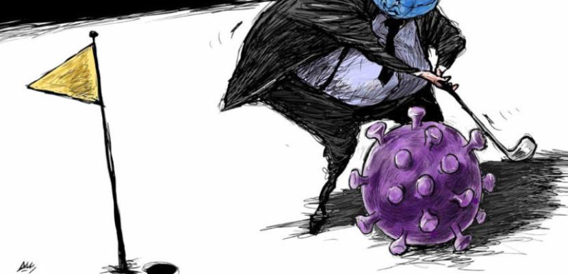 فيروس كورونا يجتاح العالم
