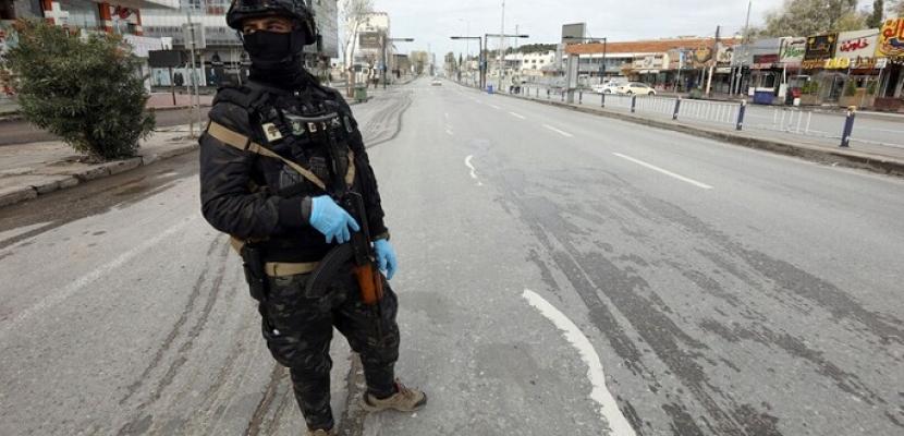 شرطة ذي قار العراقية تعلن تطبيق حظر التجوال الشامل في المحافظة