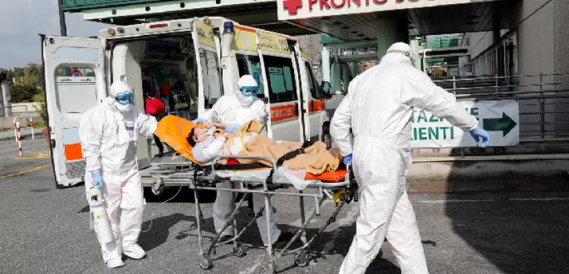 إيطاليا تسجل 9116 إصابة و305 حالات وفاة بكورونا خلال 24 ساعة