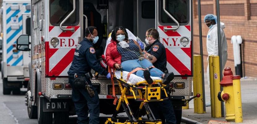 جونز هوبكنز: تسجيل 39 ألفا و844 إصابة جديدة بكورونا في الولايات المتحدة