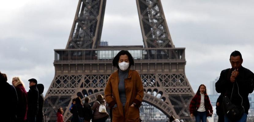 """فرنسا تسجل رقما قياسيا جديدا في إصابات """"كورونا"""" بأكثر من 32 ألف حالة في يوم واحد"""