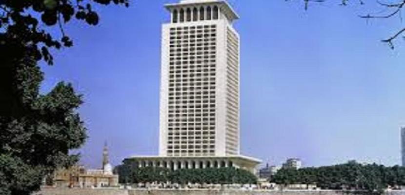 الأهرام : مؤسسة الرئاسة ووزارة الخارجية تحددان السياسة الخارجية المصرية