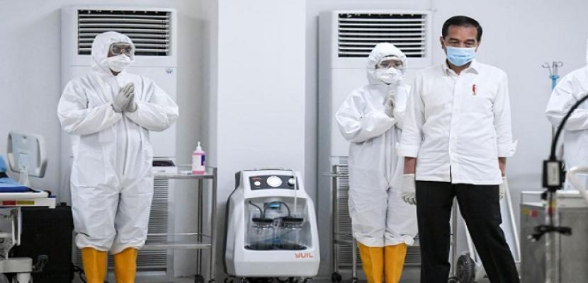 إندونيسيا تسجل 415 إصابة جديدة بفيروس كورونا و27 حالة وفاة