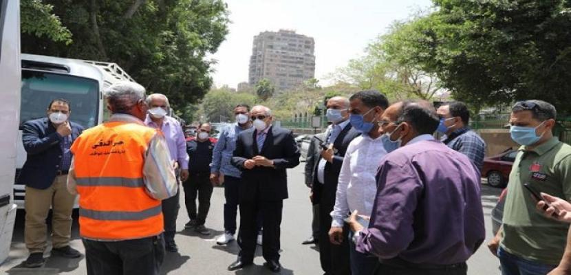 غلق كافة الحدائق والمتنزهات بمحافظة الجيزة خلال أيام عيد الفطر