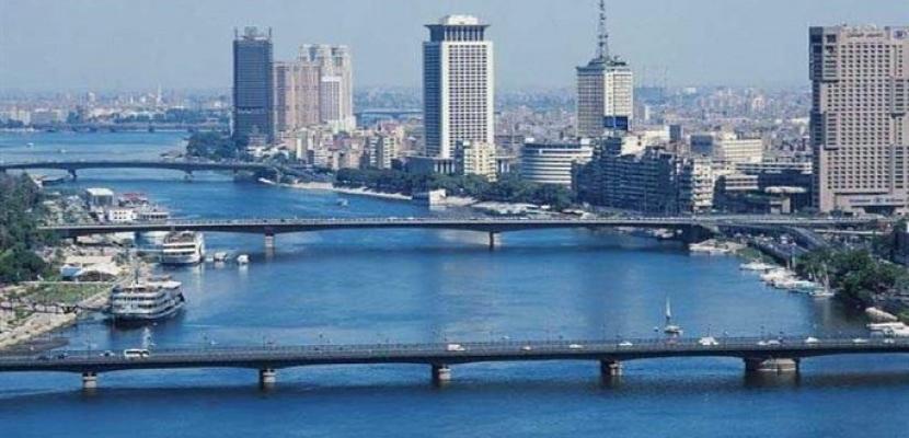 الأرصاد: غدا طقس مائل للحرارة على القاهرة والوجه البحري والعظمى 35