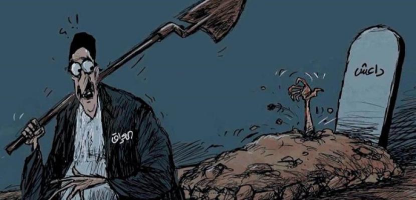 داعش لم ينتهى فى العراق .. مازال حياً