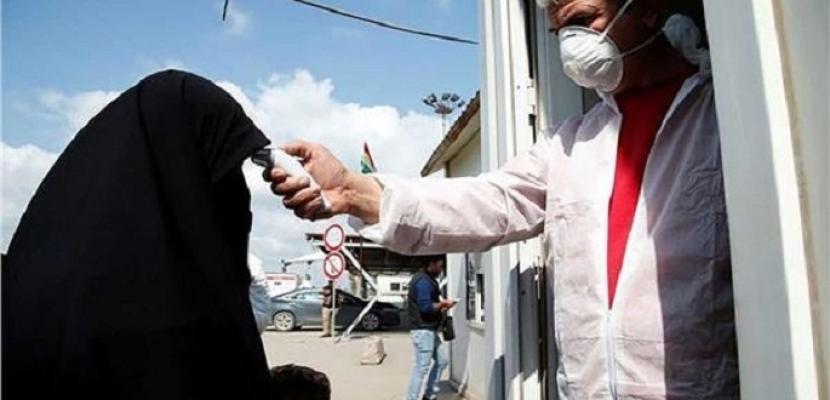 تسجيل 495 إصابة جديدة بكورونا بالعراق خلال 24 ساعة في إقليم كردستان